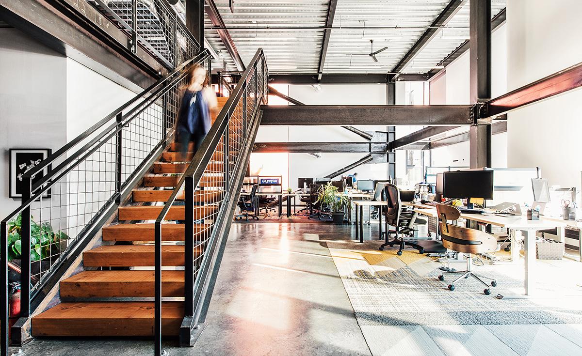 A Look Inside Glympse's Cool Seattle Office