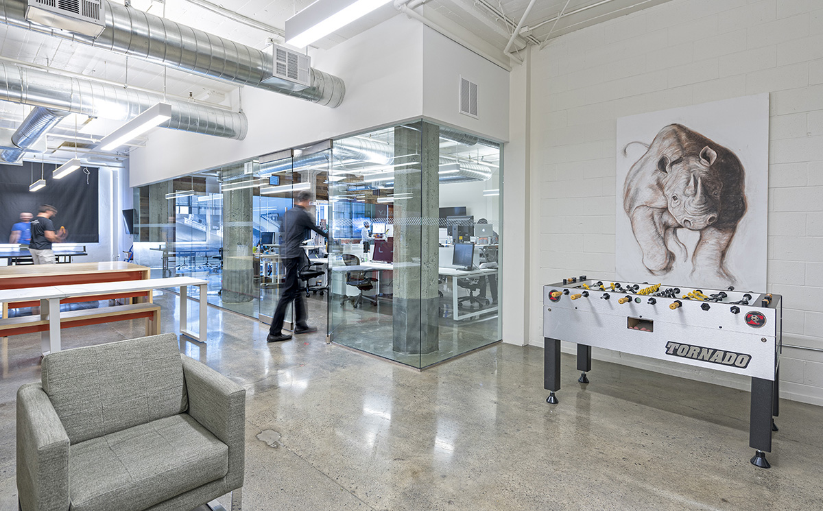 A Tour of Rally Health's Sleek San Francisco HQ