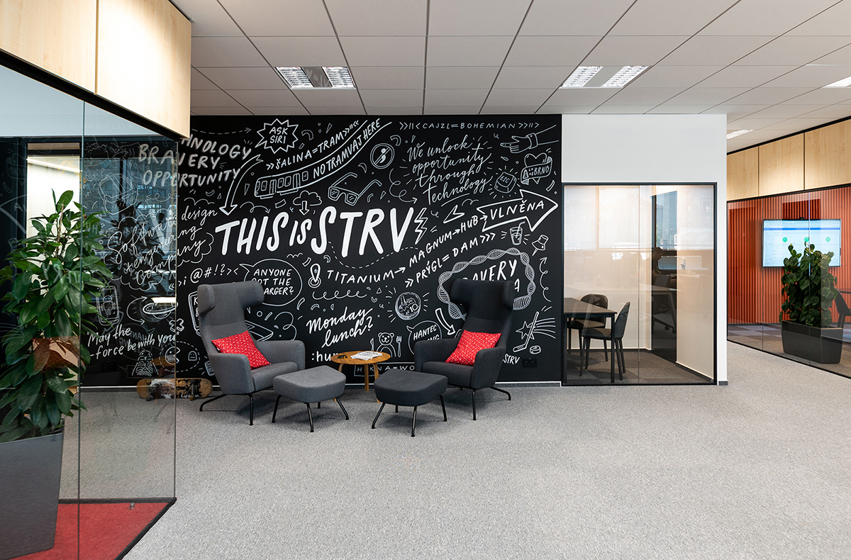 A Tour of STRV's New Office in Brno