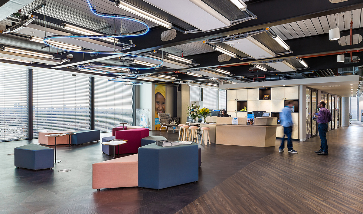 A Tour of UNICEF's New London Office