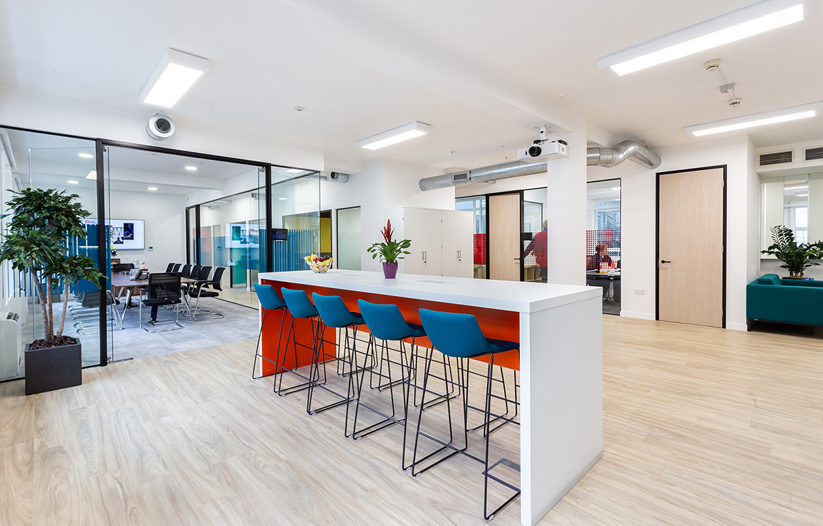 A Peek Inside Intermusica's London Office