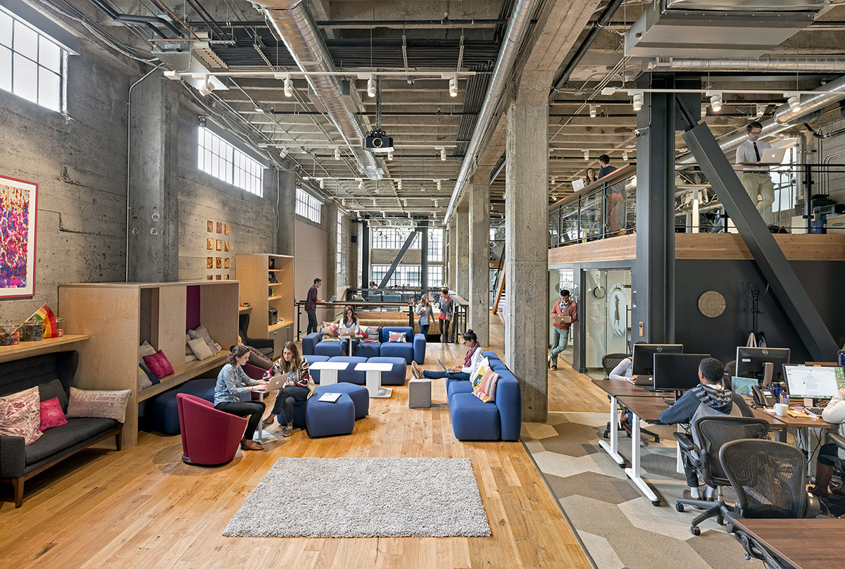 Step Inside Clever's Cool San Francisco Office