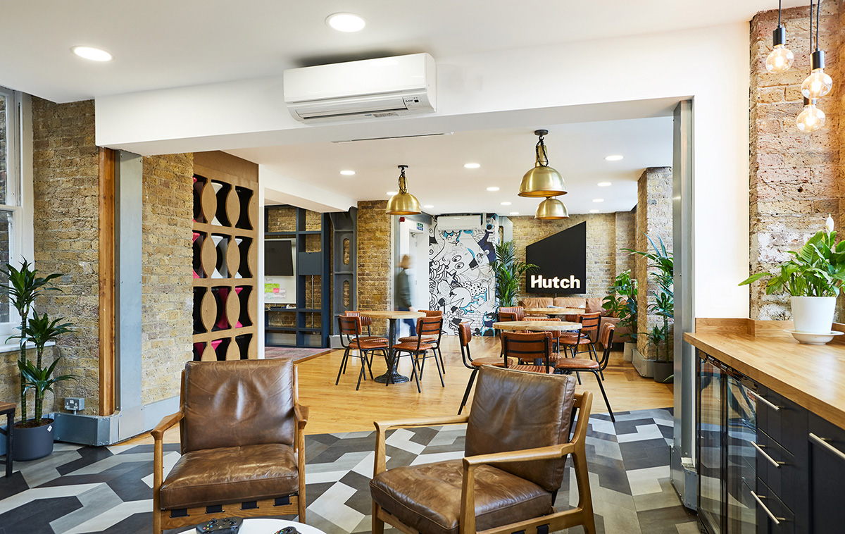 A Tour of Hutch Games' Cool New London Office