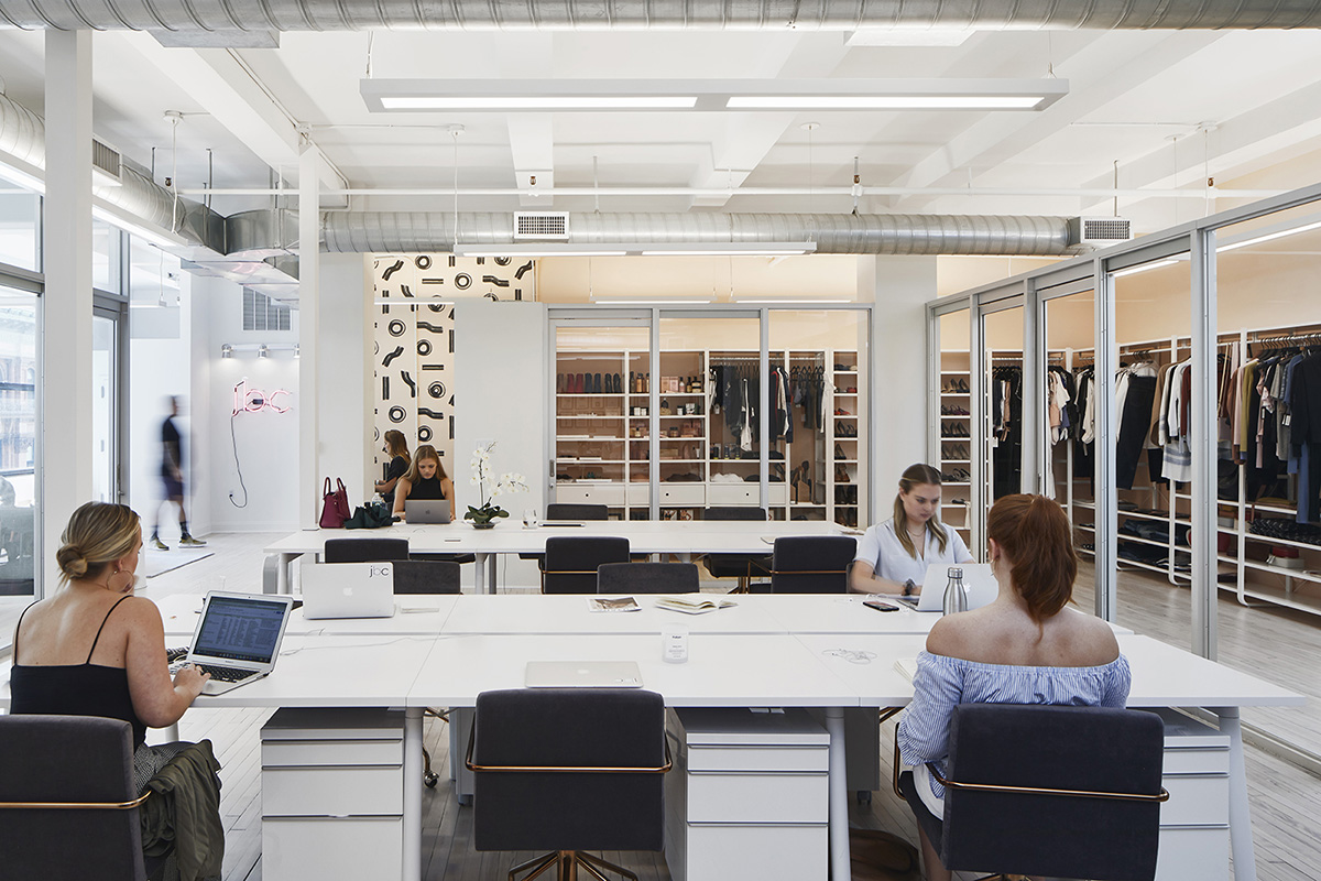 A Peek Inside JBC's Stylish NYC Office