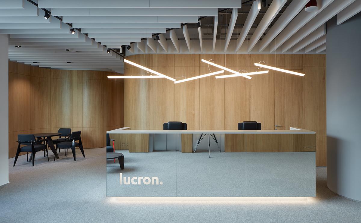 A Tour of Lucron's Minimalist Office in Bratislava