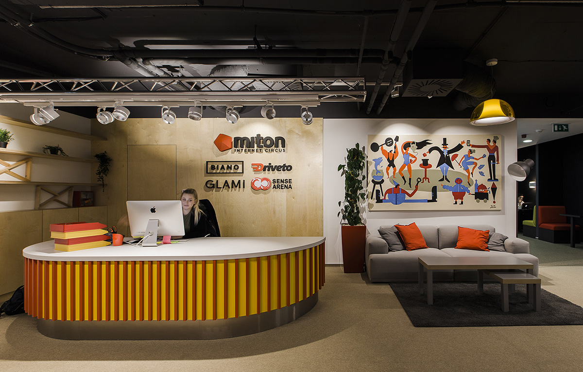 A Look Inside Miton's New Prague Office