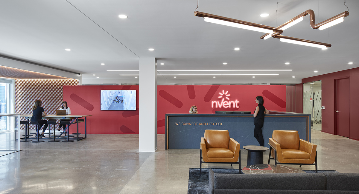 A Look Inside nVent's New Minneapolis Headquarters
