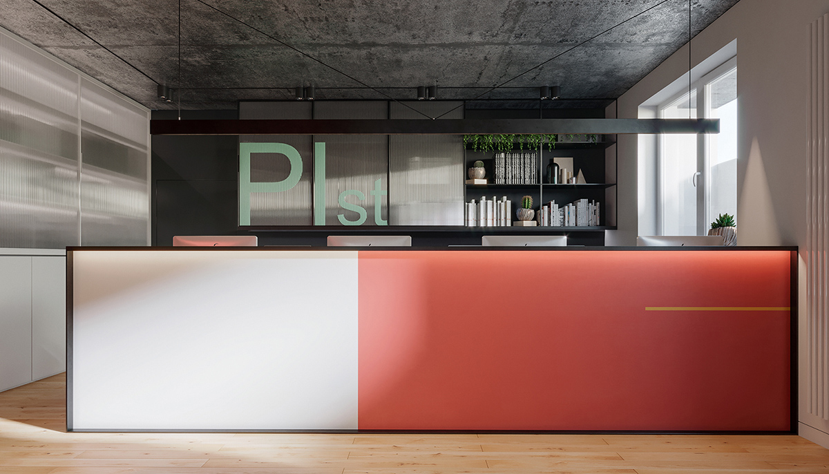 A Look Inside Pollio Studio's New Kiev Office