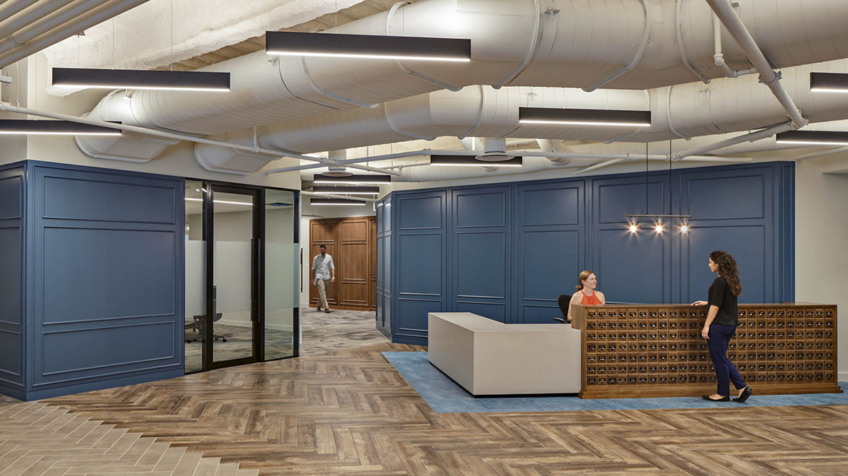 A Look Inside Remedy Partners' Elegant Office in Norwalk