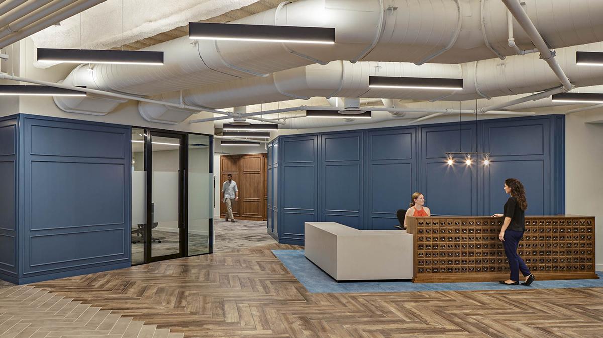 A Look Inside Remedy Partners' Elegant Office in Norwalk