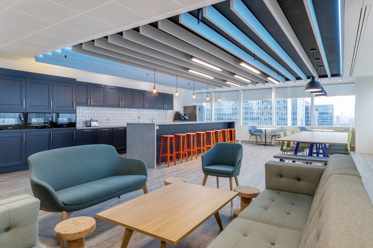 A Peek Inside Renaissance Learning's New London HQ
