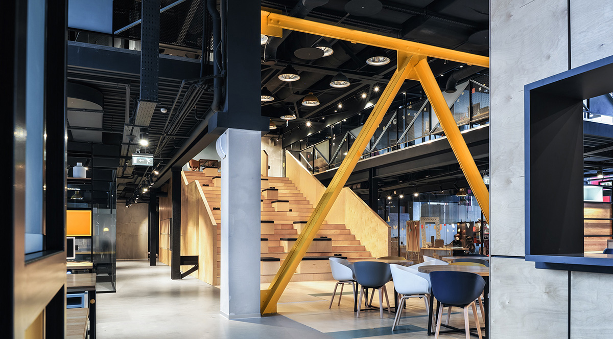 A Tour of Workki's Saint Petersburg Coworking Space