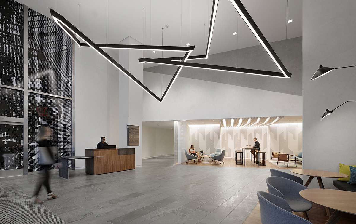 A Tour of 100 California Street Office Building in San Francisco
