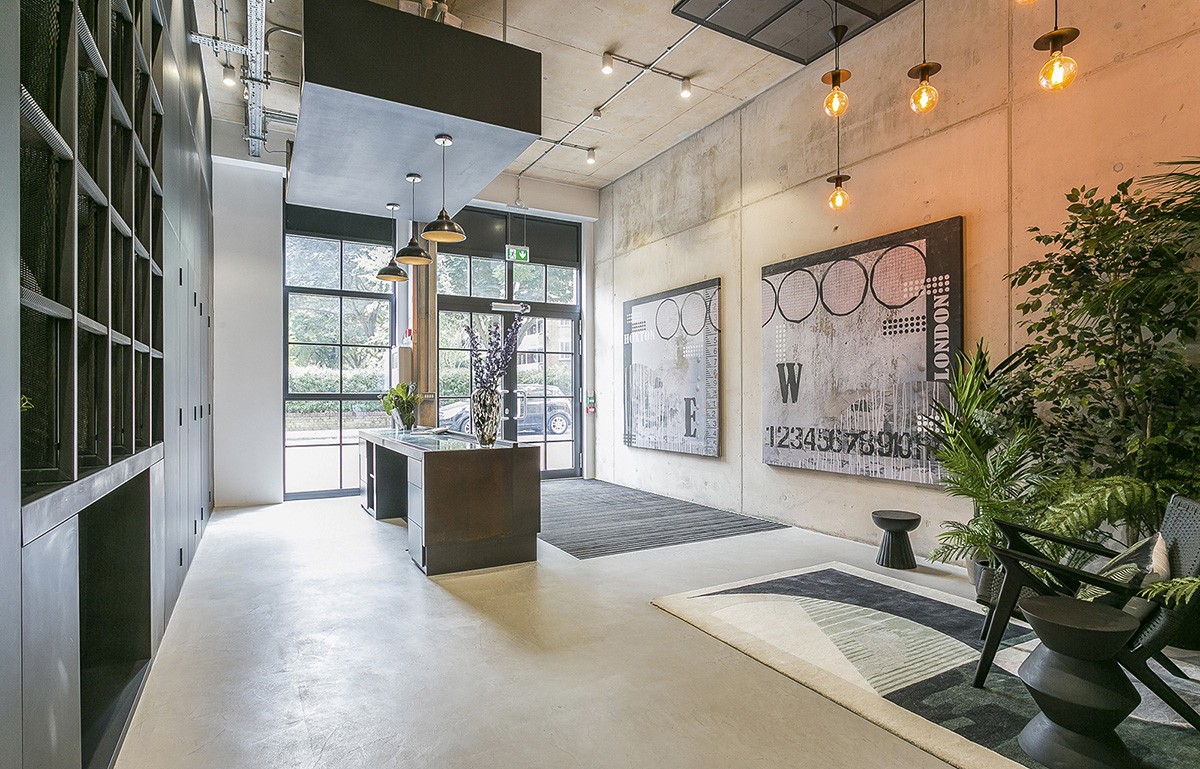 A Look Inside Aitch Group's New London Office