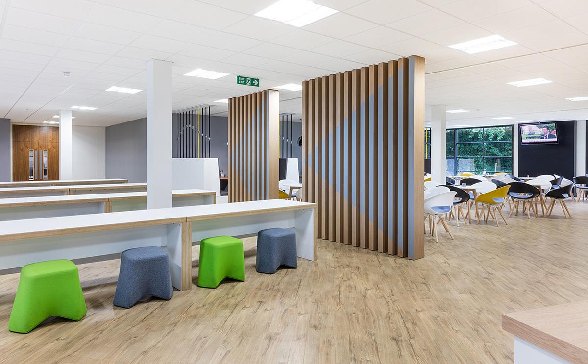 A Look Inside Arval's Swindon Office