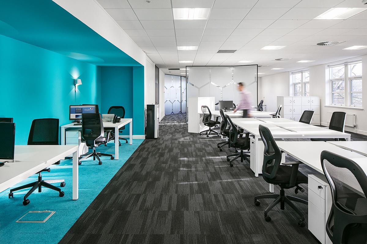 A Peek Inside Blue Prism's Manchester Office