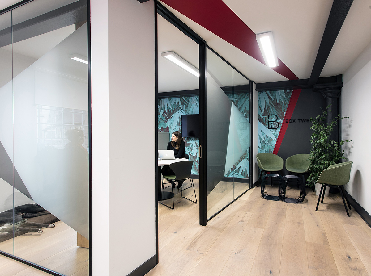 A Look Inside Box Twenty's Bristol Office