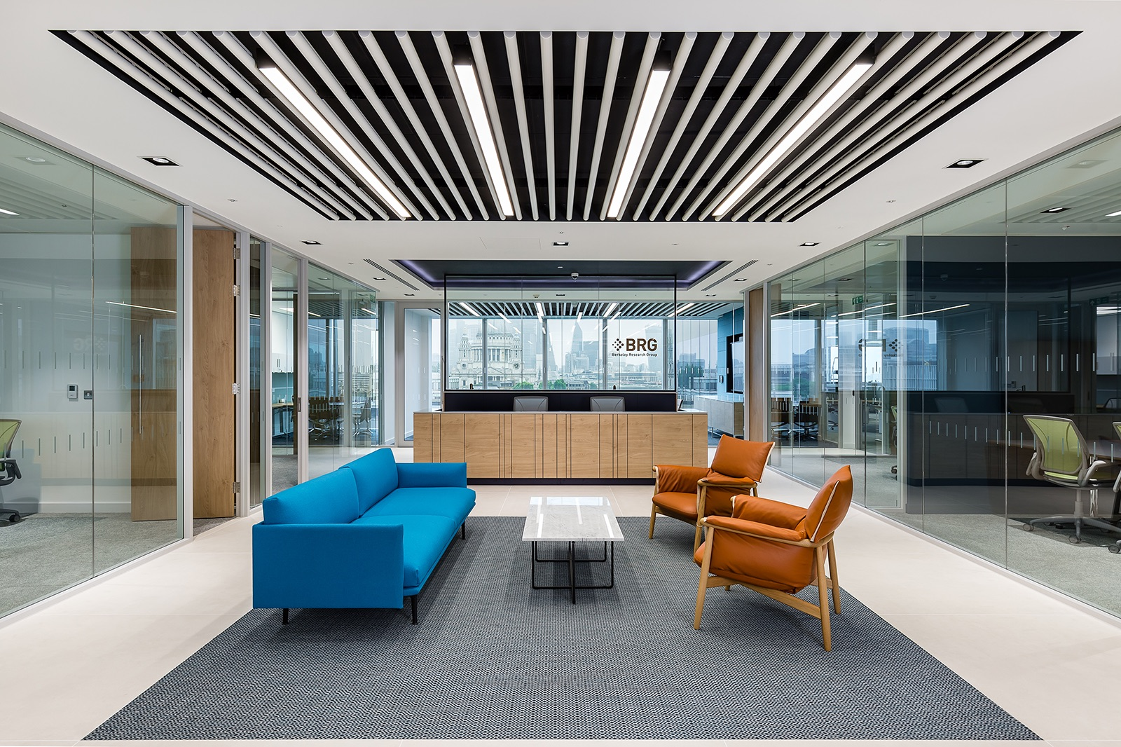 A Tour of Berkeley Research Group's New London Office