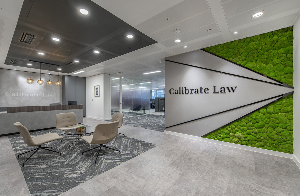 A Look Inside Calibrate Law's Elegant London Office