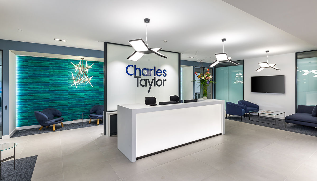 A Look Inside Charles Taylor's London HQ