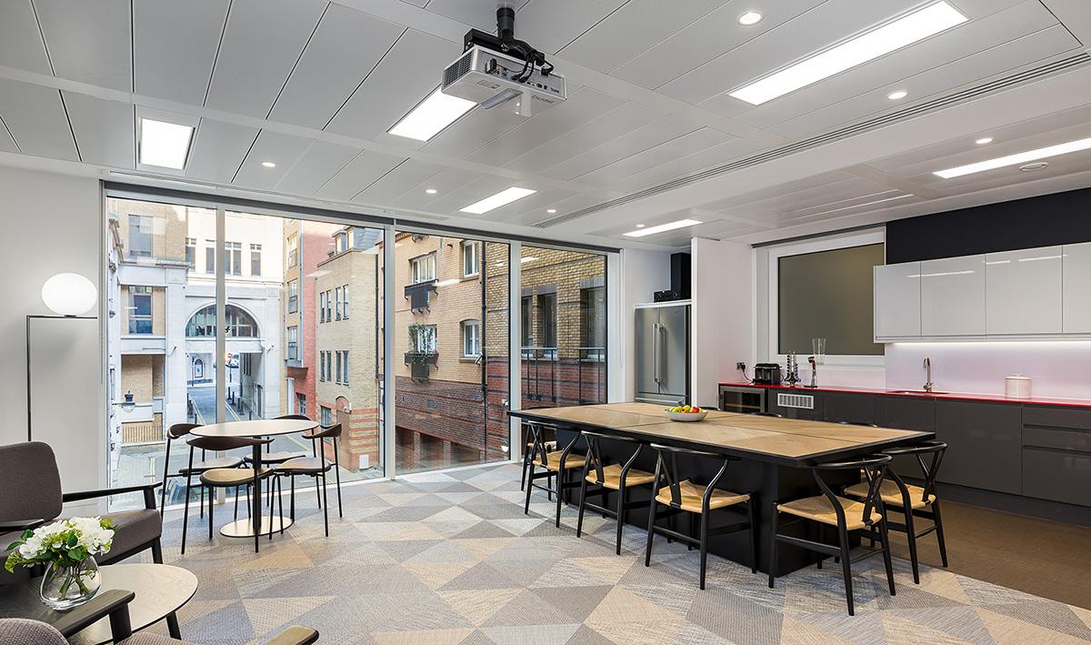 A Tour of CRUX Asset Management's New London Office