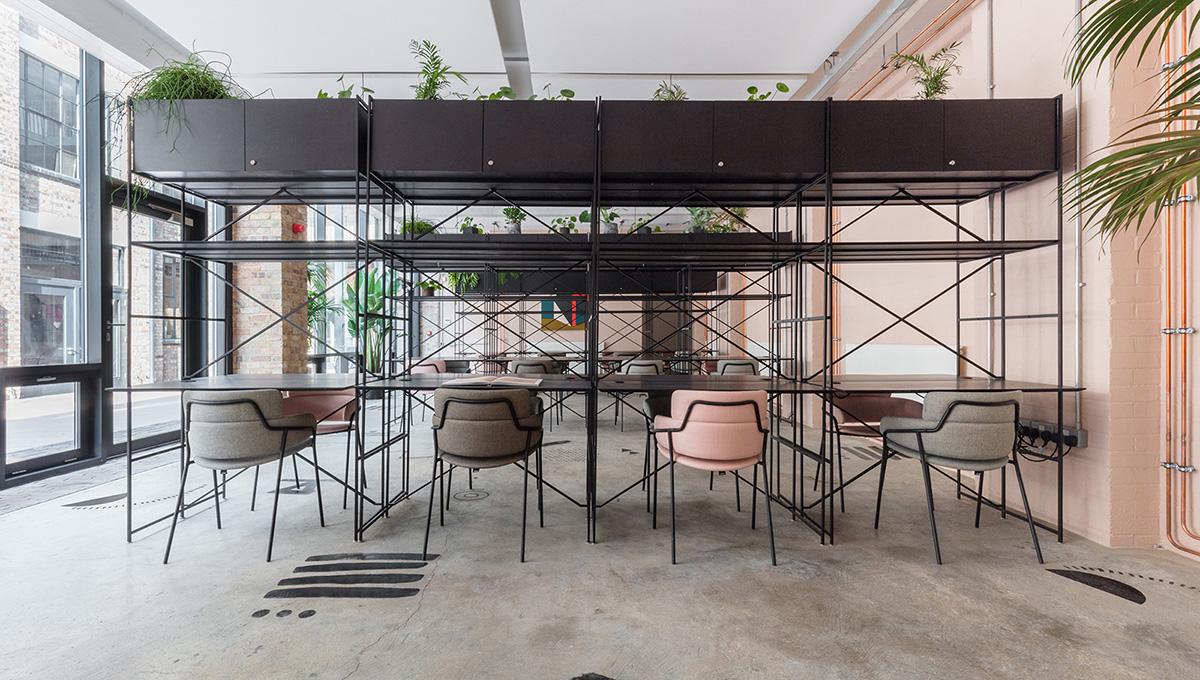 A Tour of De Beauvoir Block's London Coworking Space