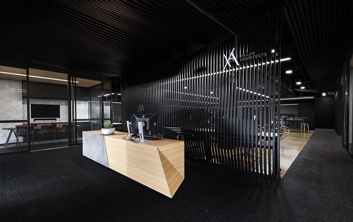 A Look Inside Hillam Architects' Stylish Perth Office