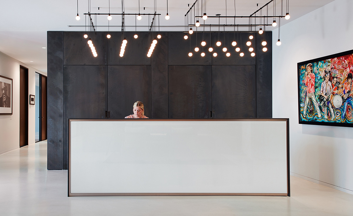 A Tour of Levy Family Partners' Elegant Chicago Office