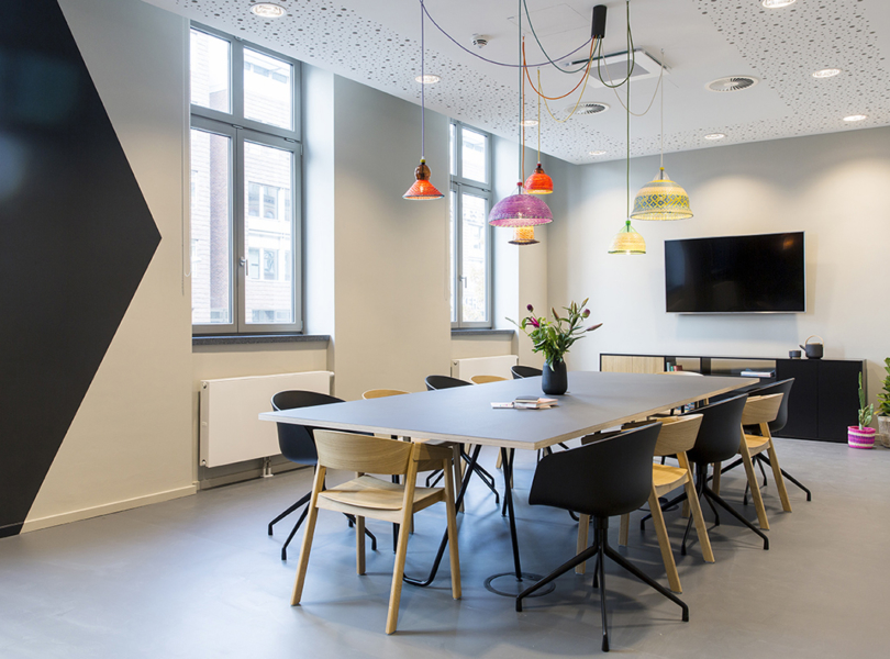 Laik design / Moja Bürofläche Hamburg
