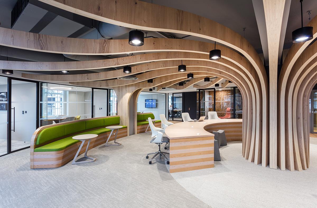 Step Inside Morgan Sindall Group's Biophilic London HQ