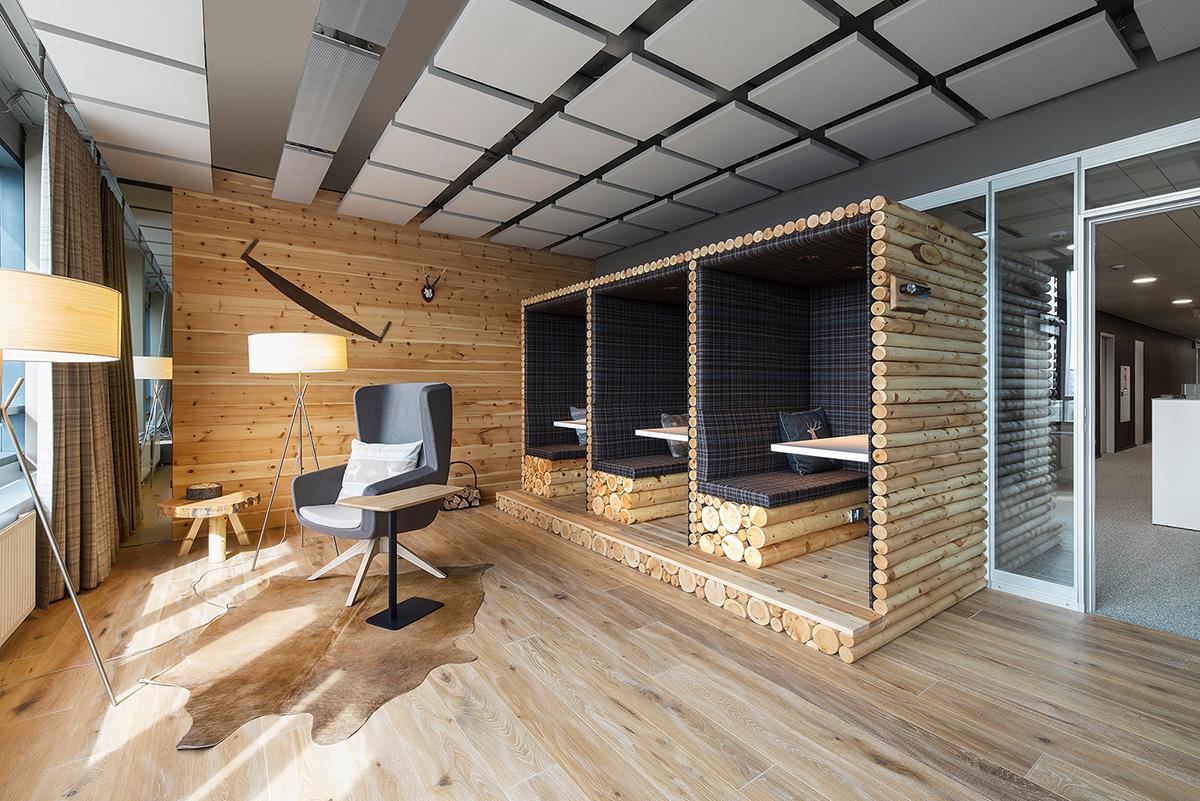 A Tour of PULS Vario's Sleek New Vienna Office