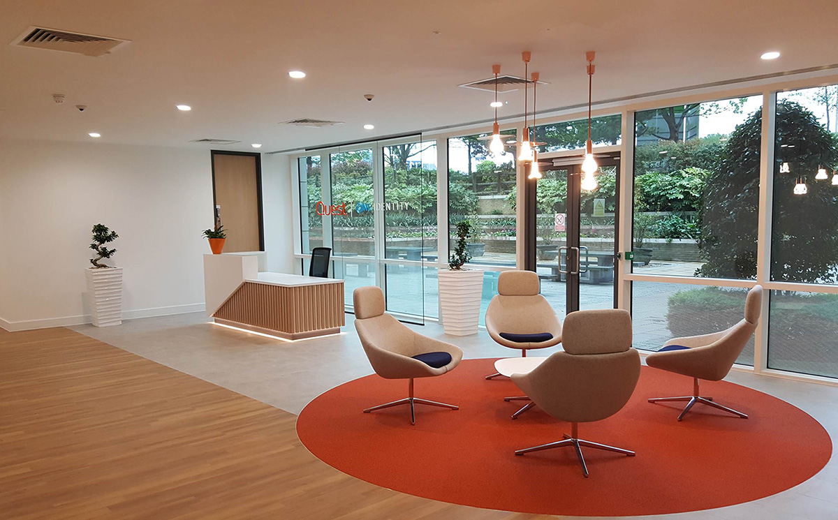 A Look Inside Quest's New Bracknell Office
