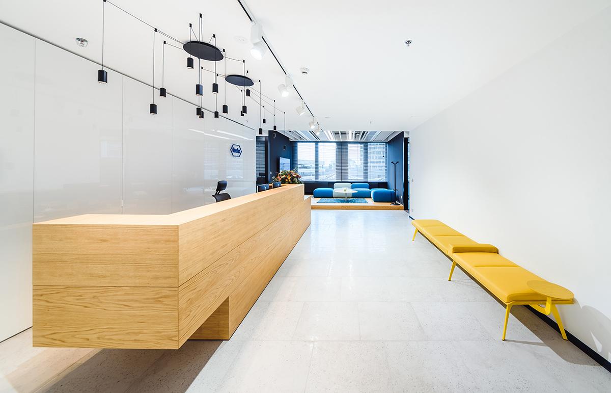 A Look Inside Roche's Elegant Office in Bratislava