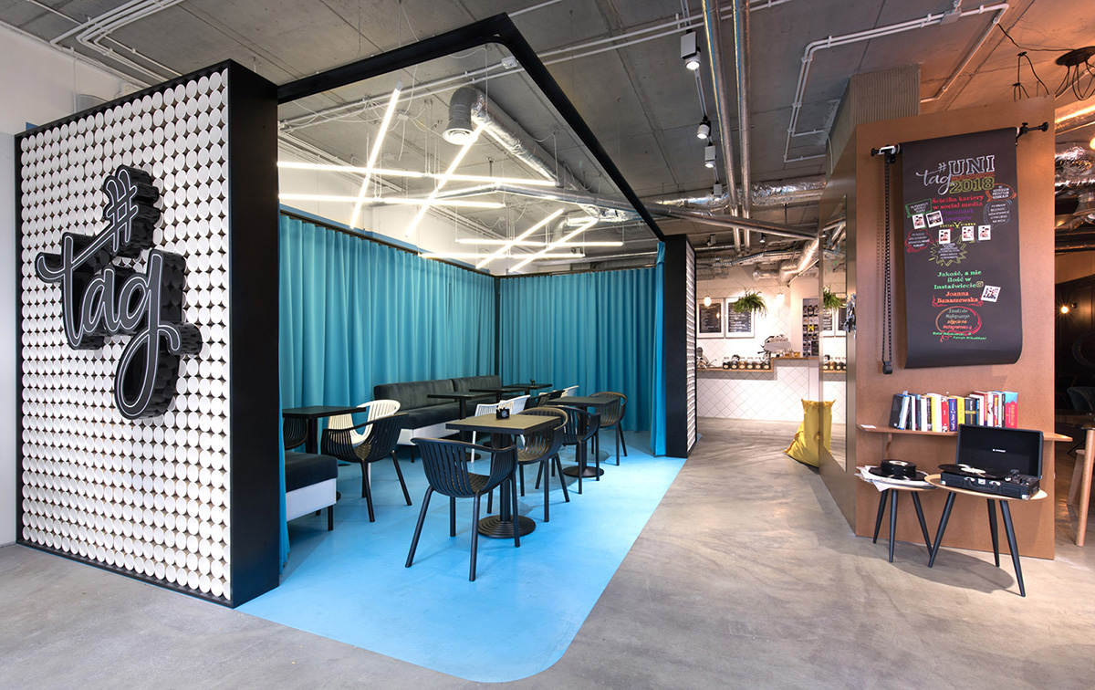 A Look Inside #TAG's Warsaw Coworking Space
