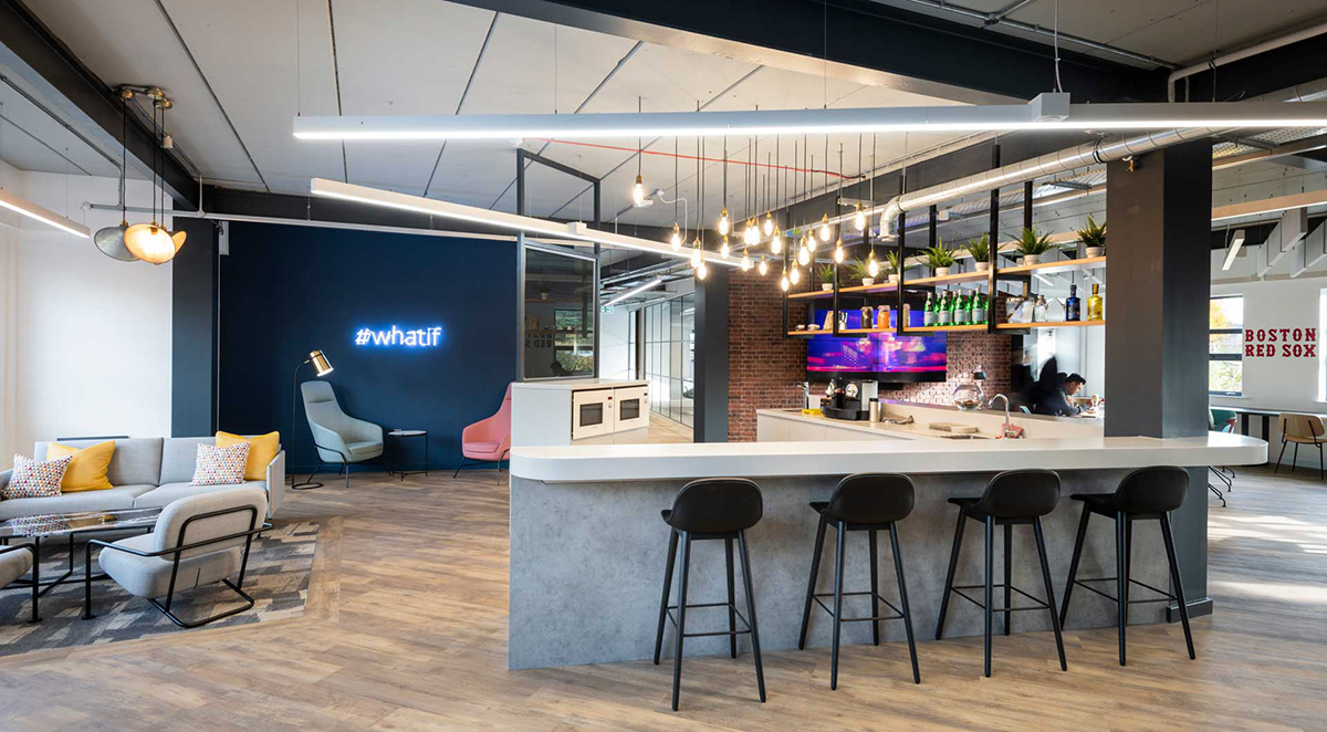 A Look Inside Talent Works' New Northampton Office