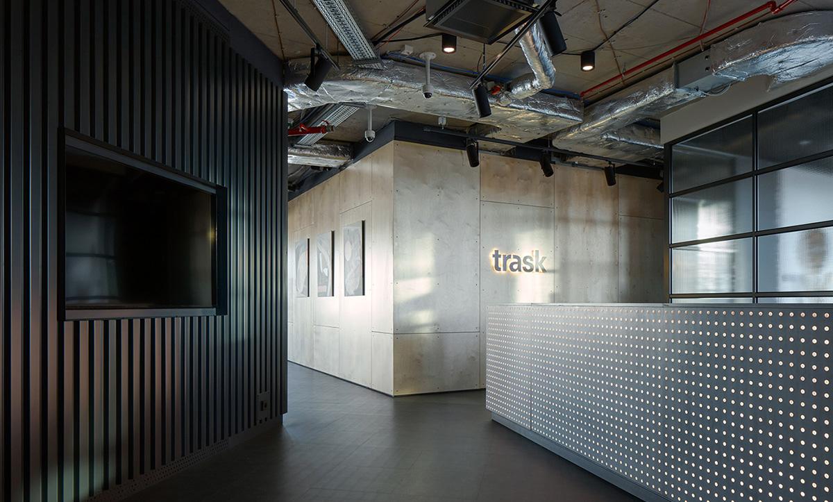 A Tour of Trask's Minimalist Prague Office