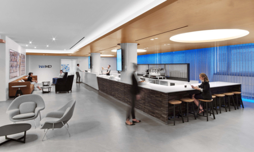 Medical and healthcare office design and interiors - Officelovin'