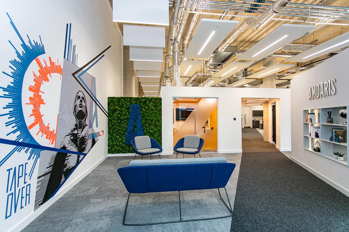 A Look Inside Amdaris' New Bristol Office