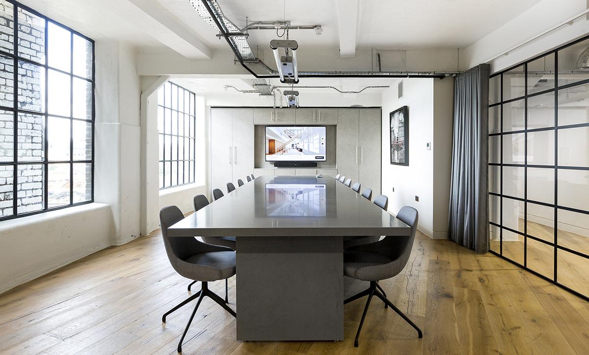 A Look Inside Blackburn & Co's New London Office