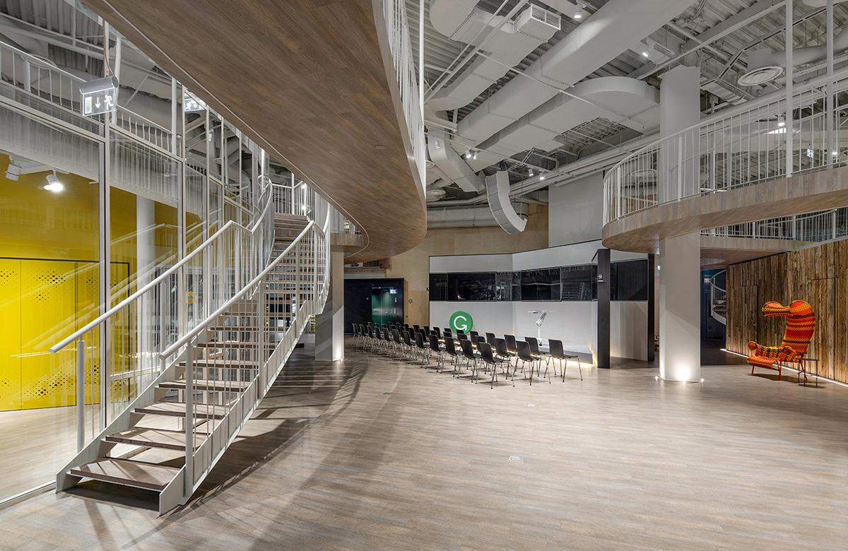 A Tour of Grammarly's Sleek New Kiev Office