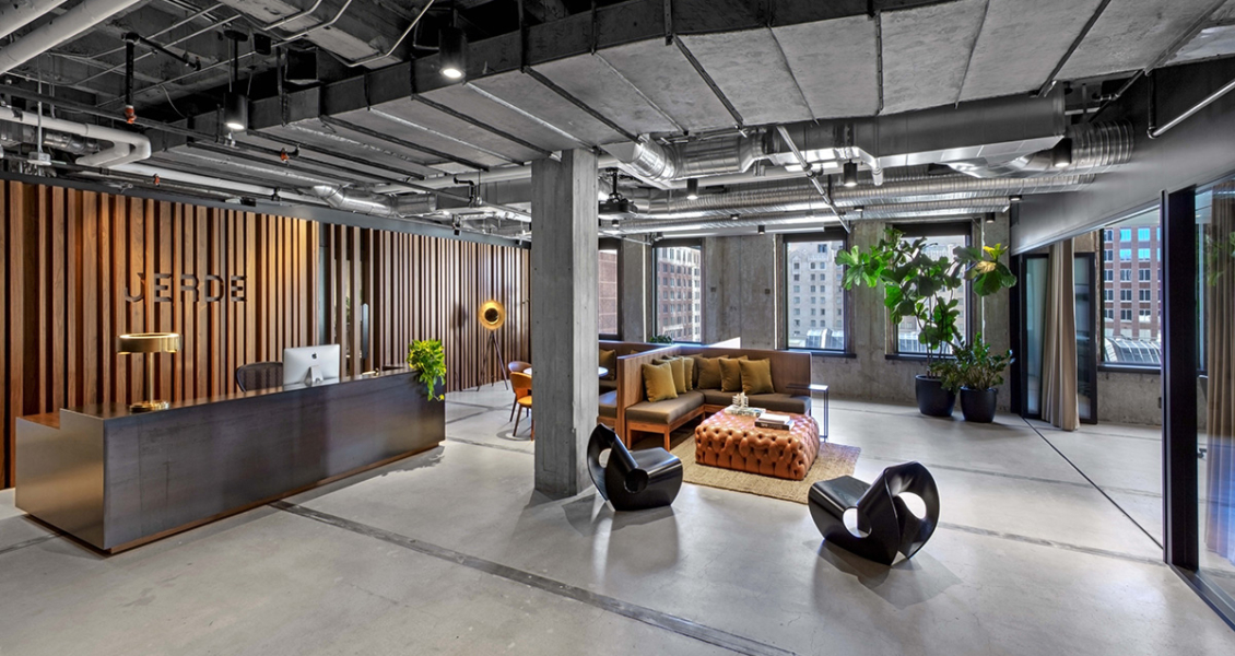 A Tour Of Jerdeu0027s Sleek New Los Angeles Office