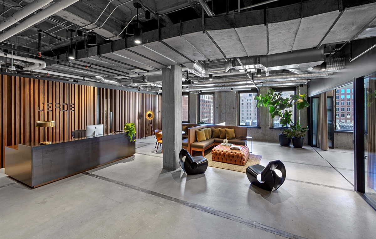 A Tour of Jerde's Sleek New Los Angeles Office