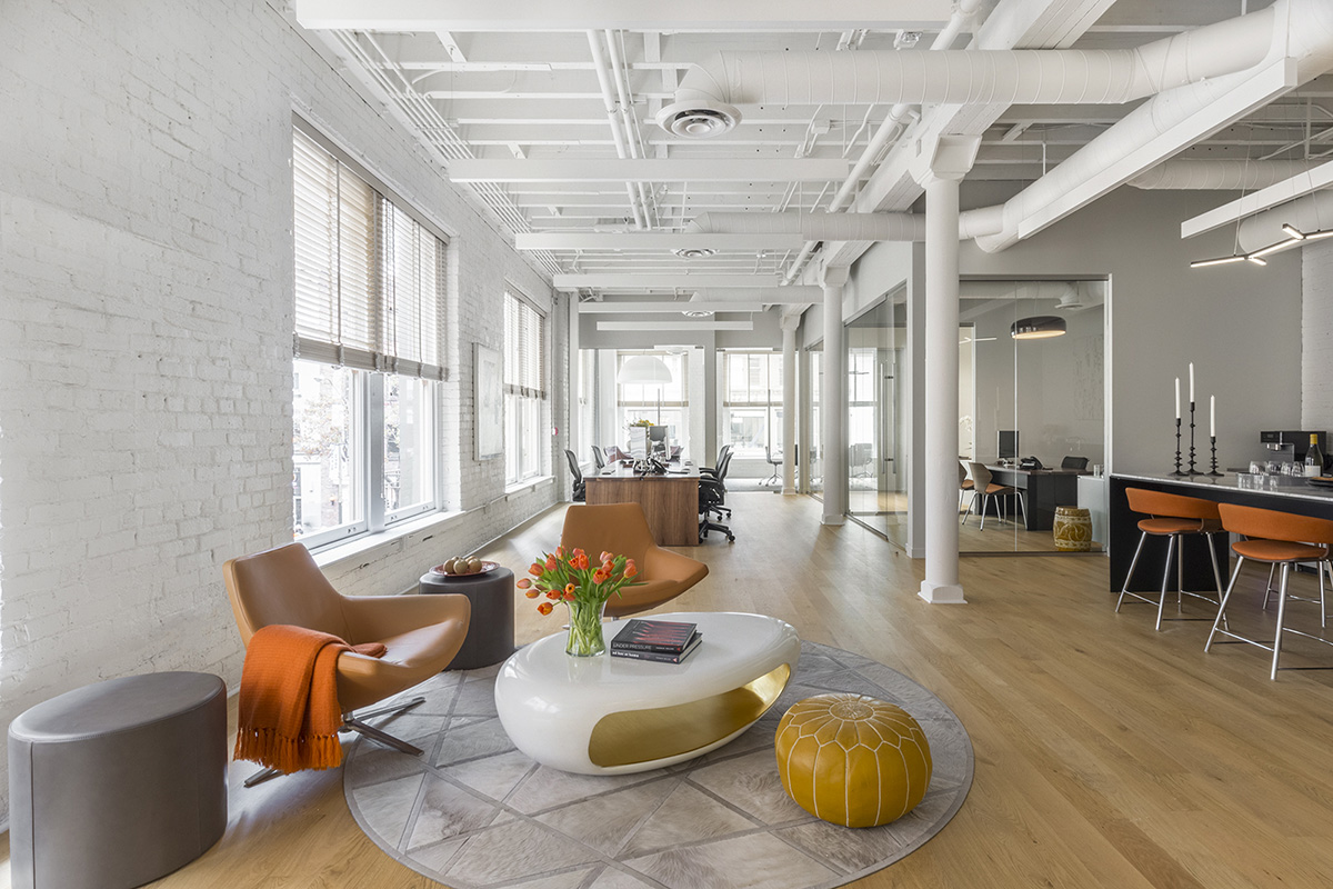 A Look Inside Private Financial Company Offices in San Francisco