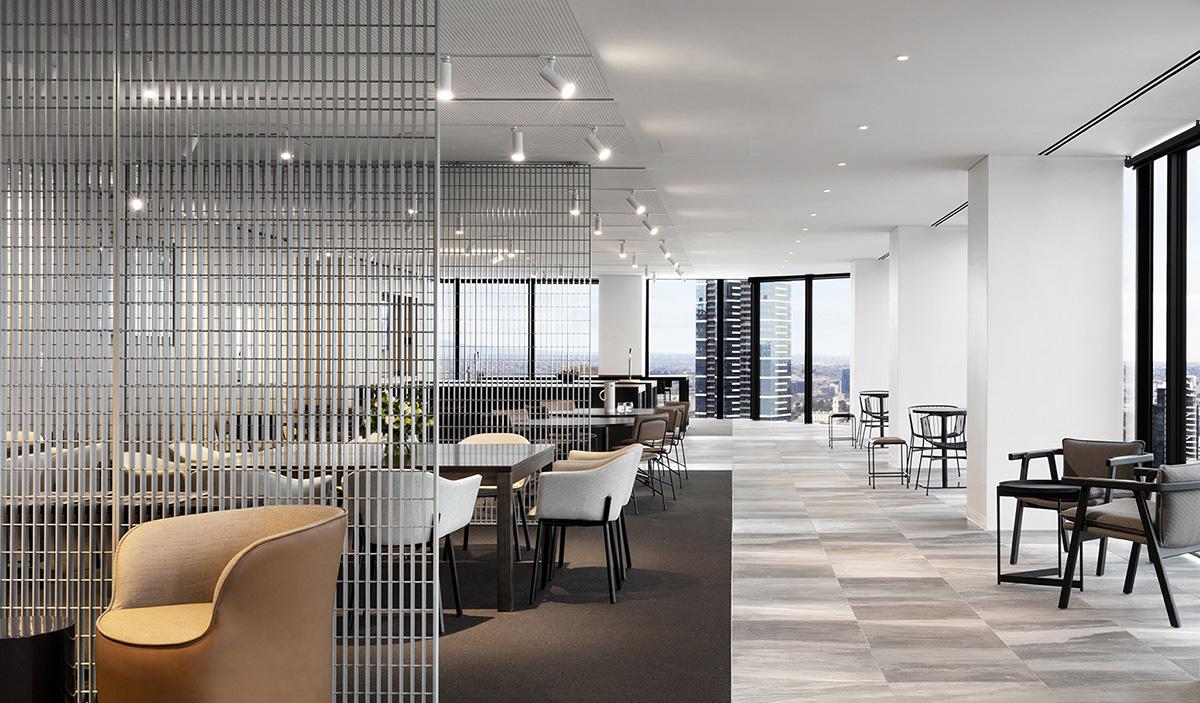 A Look Inside KordaMentha's Elegant Melbourne Office