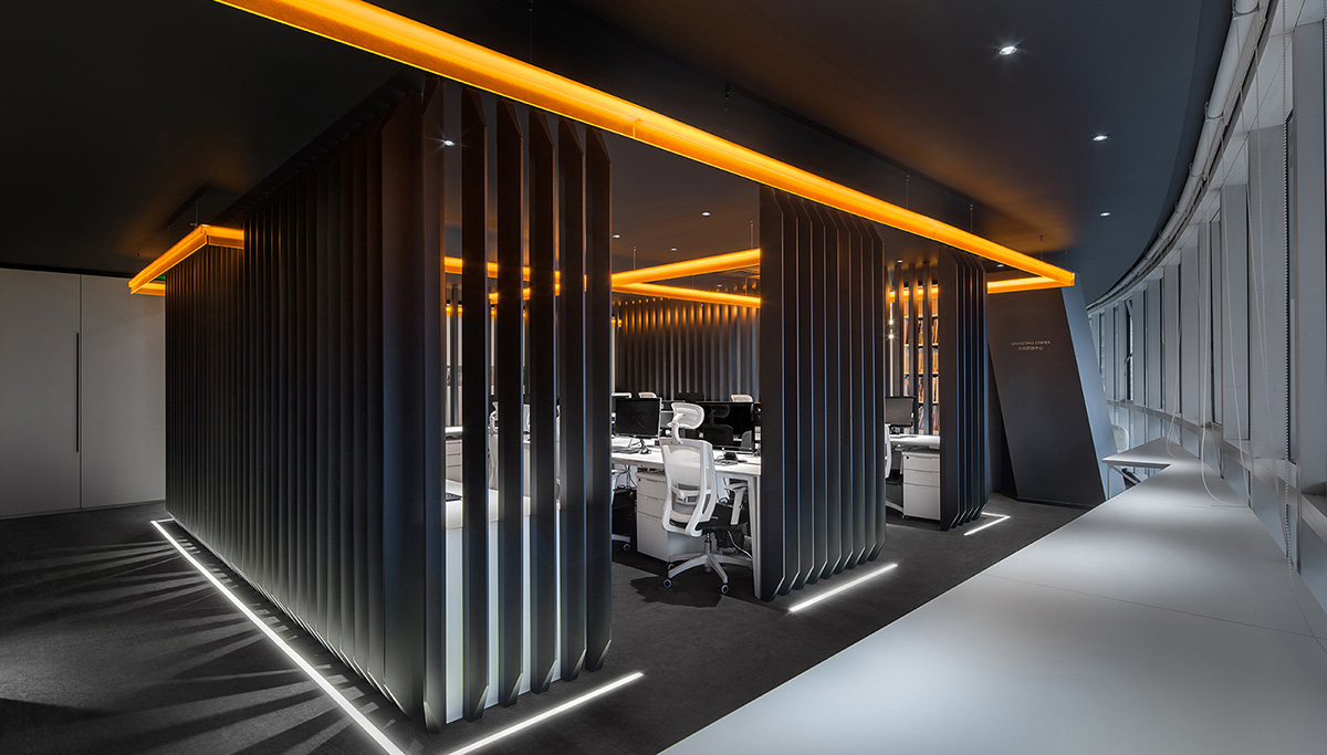 A Look Inside Macquarie's Modern Beijing Office