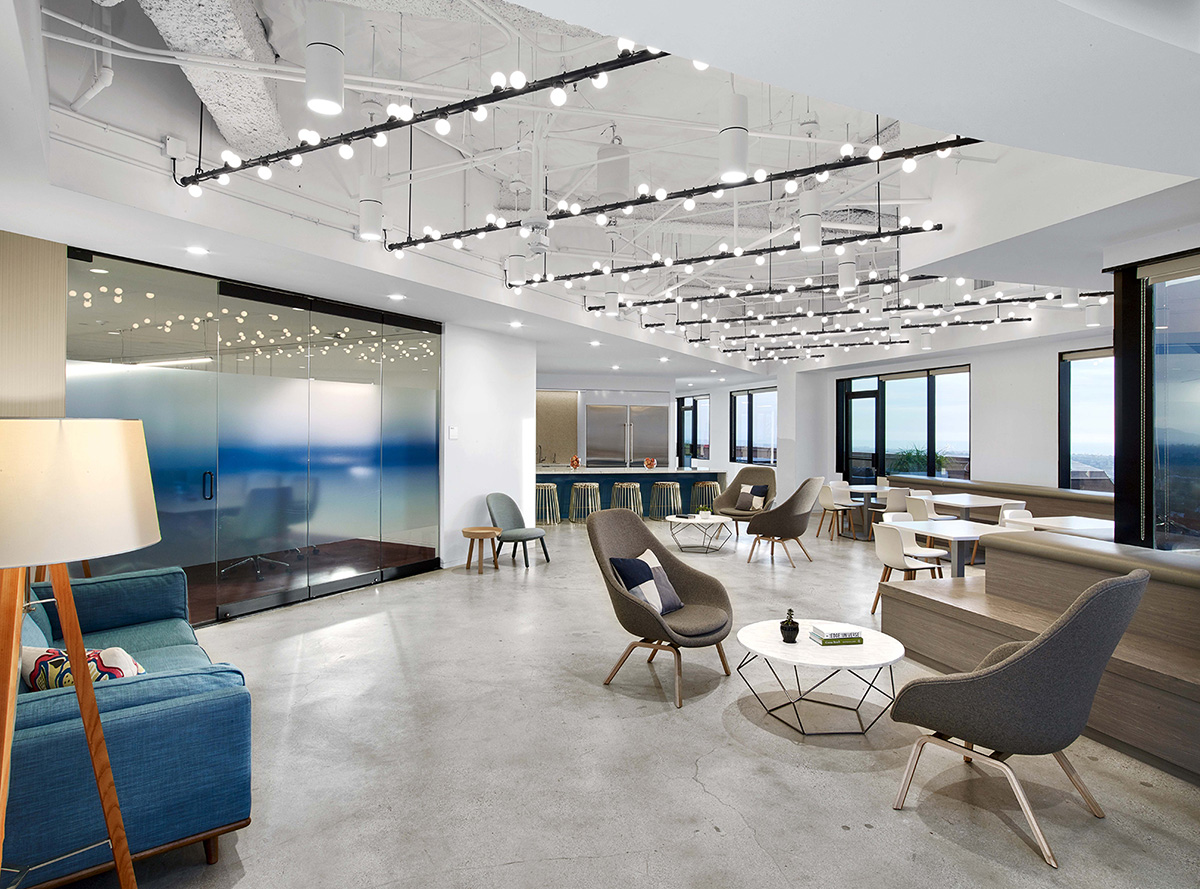 . A Look Inside Meredith Corporation s Modern New Los Angeles Office