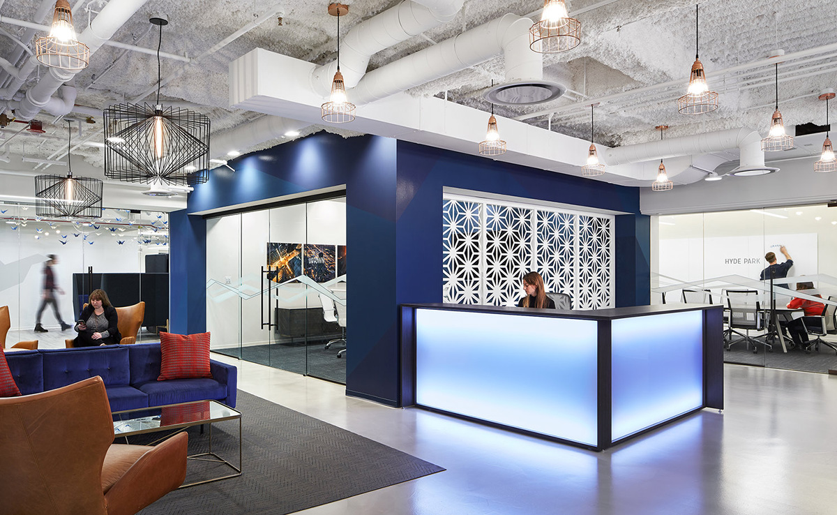 A Tour of Origami Risk's Chicago Office Expansion