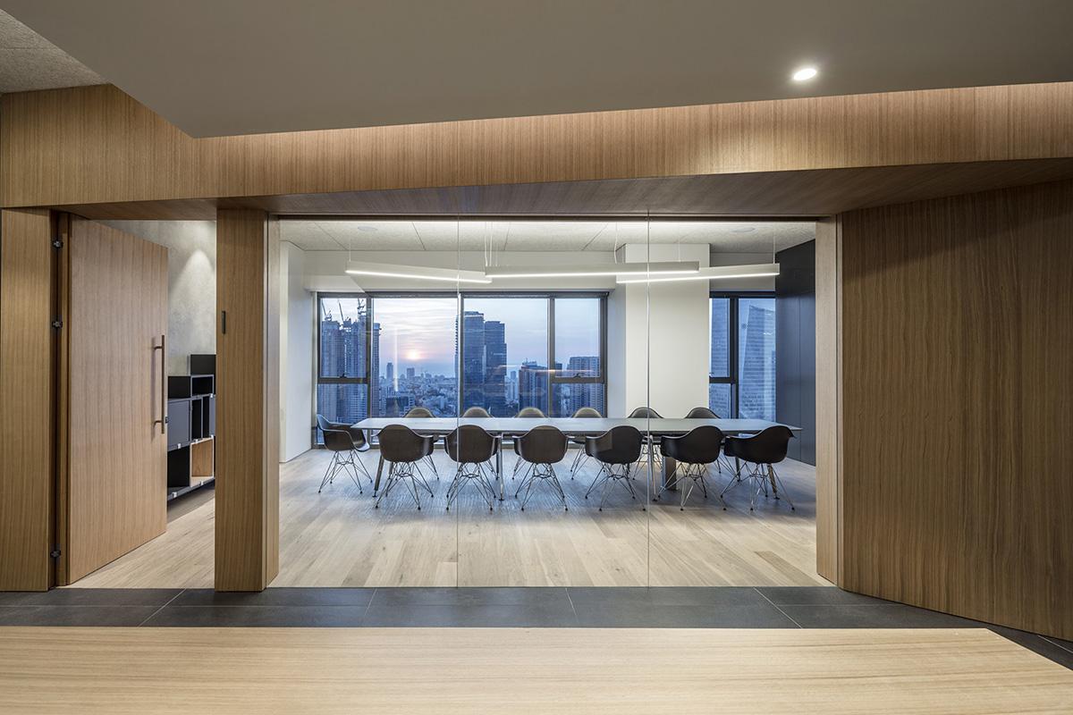 A Look Inside Ortra's Elegant Tel Aviv Headquarters