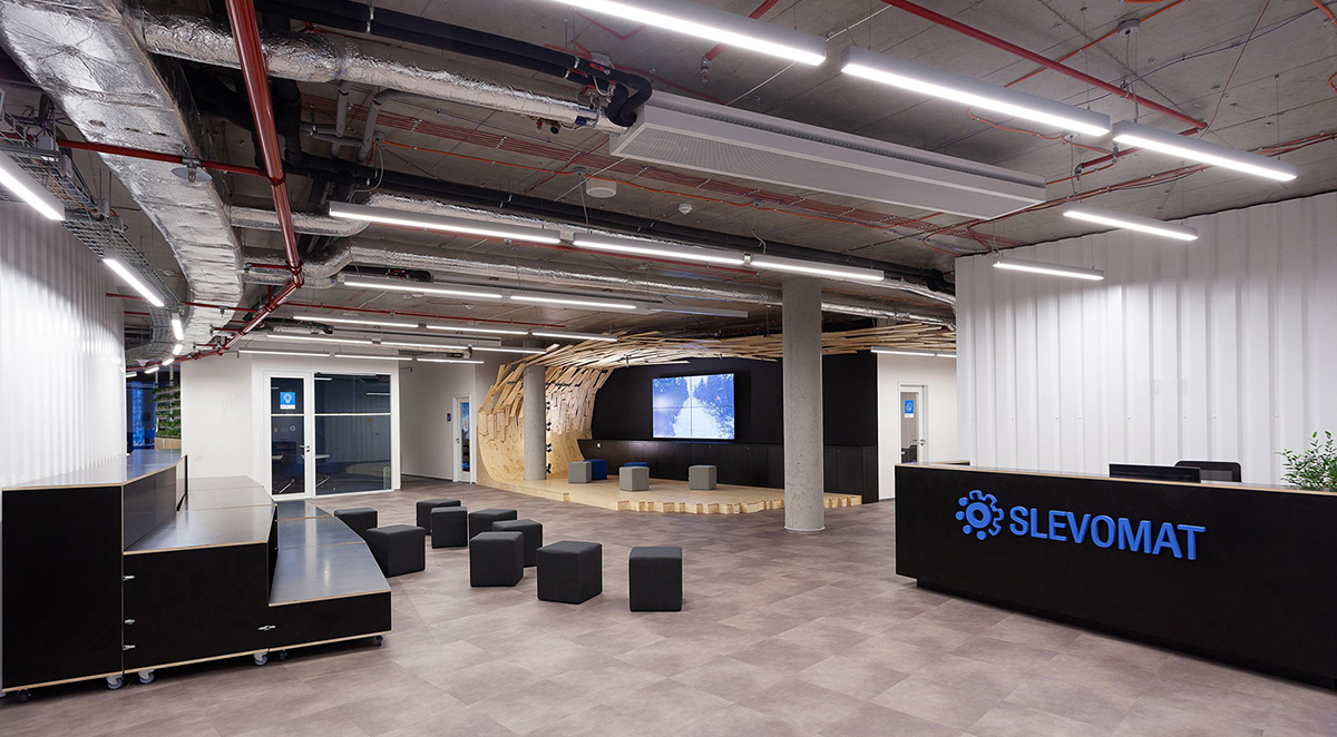 A Tour of Slevomat's New Prague Headquarters