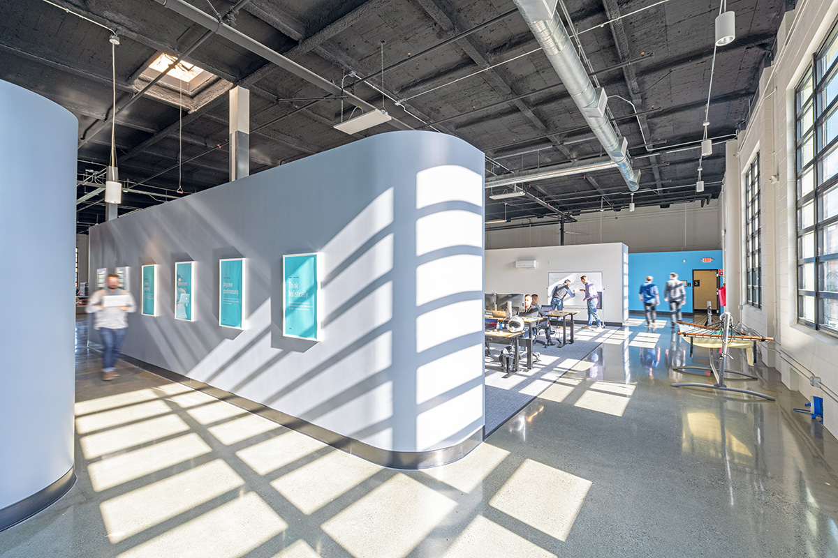 A Peek Inside Tempo's New San Francisco Office